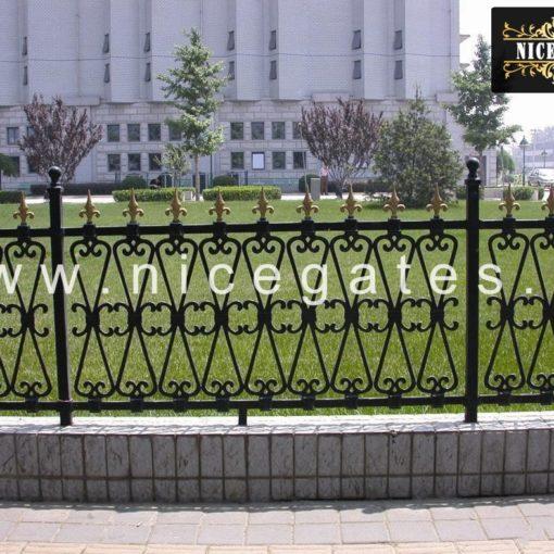 Hàng rào sắt uốn SR231