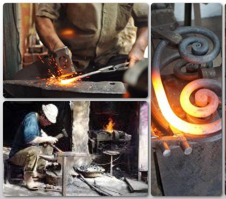 Sản xuất sắt mỹ thuật