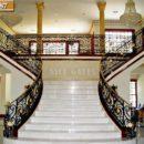 Cầu thang biệt thự -ST187