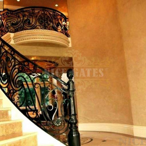 Công ty làm cầu thang sắt đẹp - ST280
