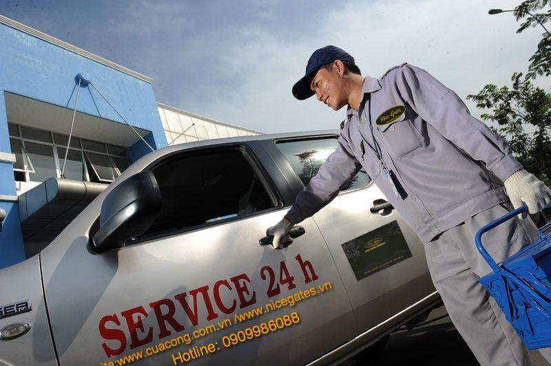 dịch vụ bảo hành