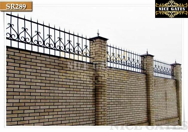 Gia công hàng rào sắt