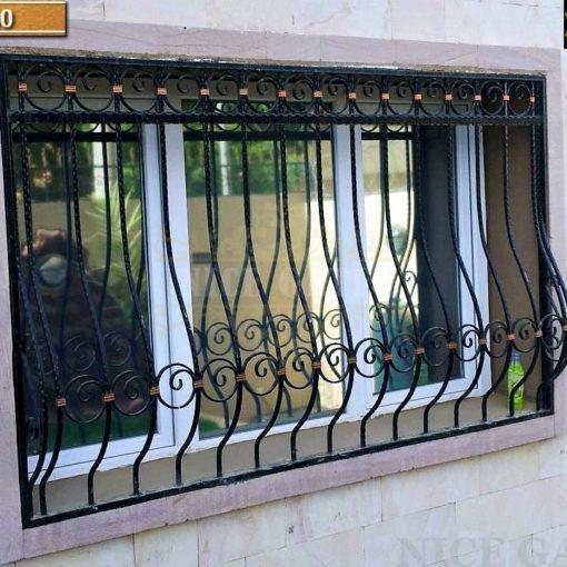 Hoa sắt cửa sổ cao cấp - SK160