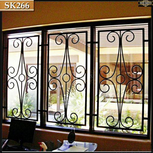 Khung cửa sổ đơn giản thanh thoát- SK266