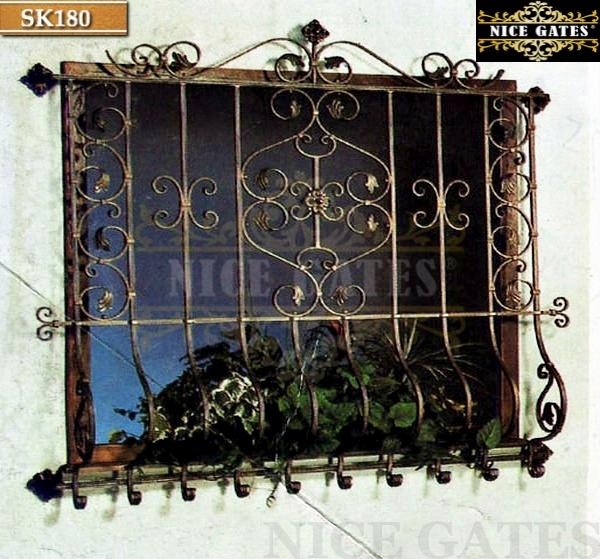 Khung cửa sổ sơn tĩnh điện - SK180