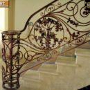 Kiểu cầu thang cho Biệt Thự -ST082