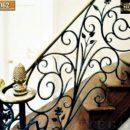 Làm cầu thang sắt đẹp- ST062