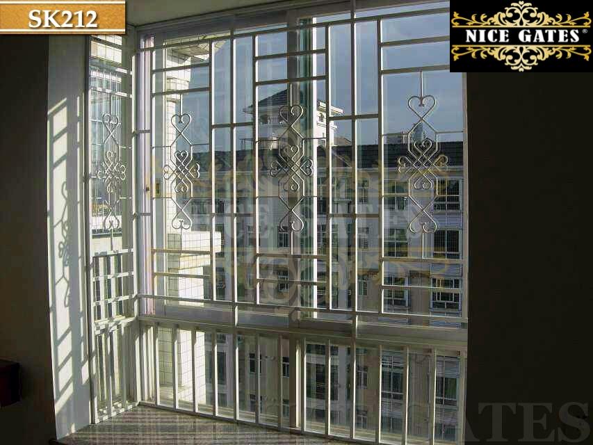 Làm cửa sổ đẹp -SK212