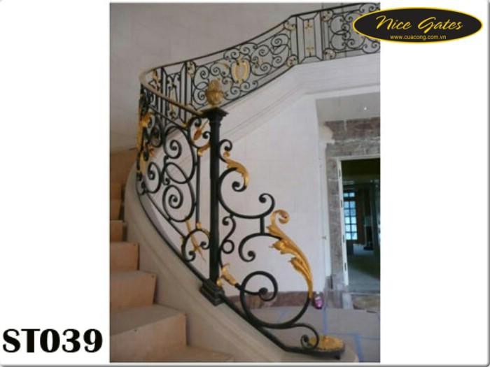 Cầu Thang Sắt - ST039