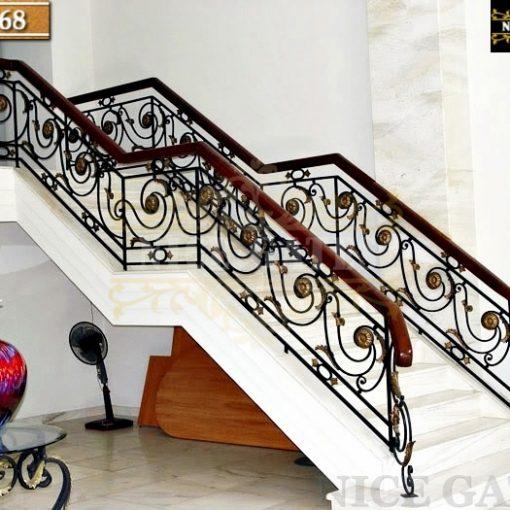 Lan Can cầu thang sắt -ST168