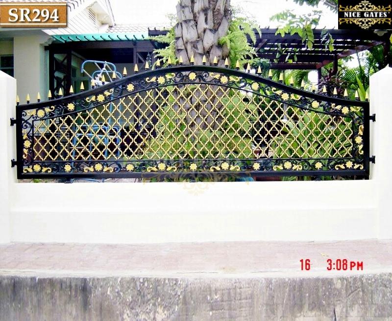 hàng rào sắt nghệ thuật
