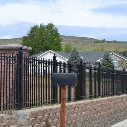 Hàng rào sắt hộp HR032