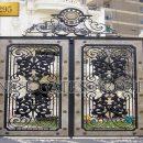 mẫu thiết kế cổng cnc đẹp G1295