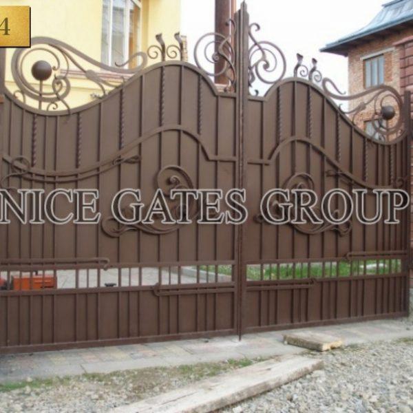 Công ty làm cổng sắt cnc uy tín tại hcm