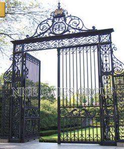 Công ty làm cổng sắt cnc uy tín tại tphcm