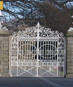 Mẫu cổng cắt cnc đẹp