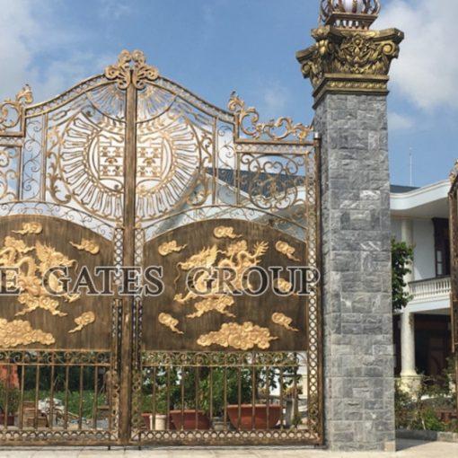 Mẫu cổng cnc đẹp nhất - G1732