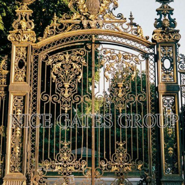 Mẫu cổng cnc đẹp nhất – G1737