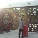 Mẫu cổng cnc đẹp sang trọng cho biệt thự - G1752