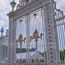 Mẫu cổng cnc đẹp sang trọng cho biệt thự – G1831