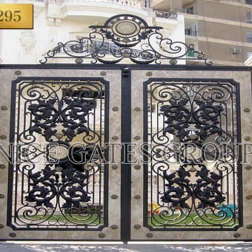 Mẫu thiết kế cổng cnc đẹp