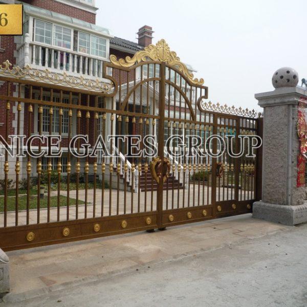 Thiết kế và thi công cửa cổng cnc