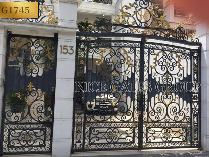 Tìm hiểu những bí mật về cửa cổng sắt mỹ thuật