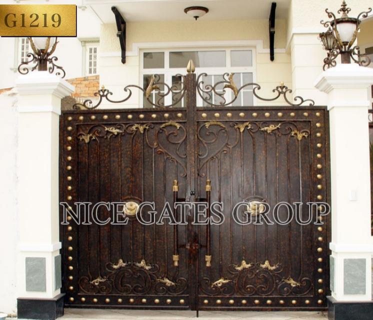 giá cửa cổng cnc