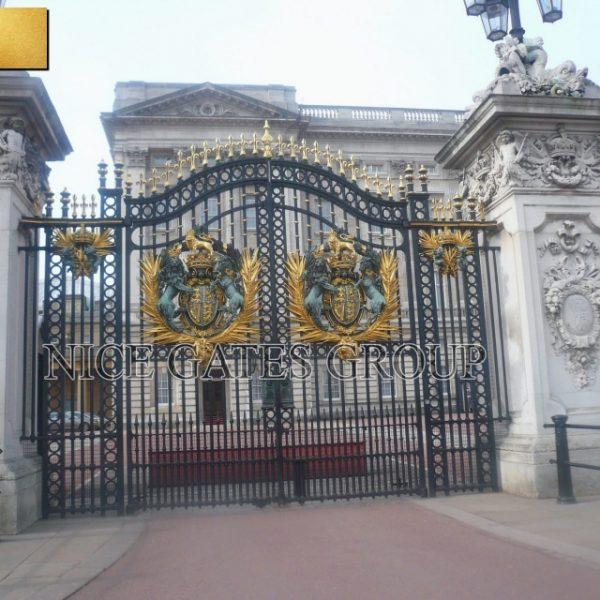 Thiết kế cổng sắt mỹ nghệ đẹp