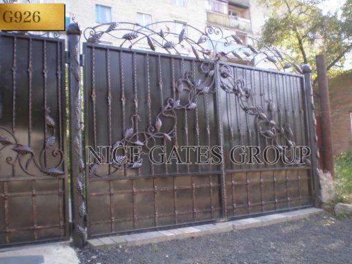 Khám phá mẫu cổng xinh đẹp dành cho biệt thự