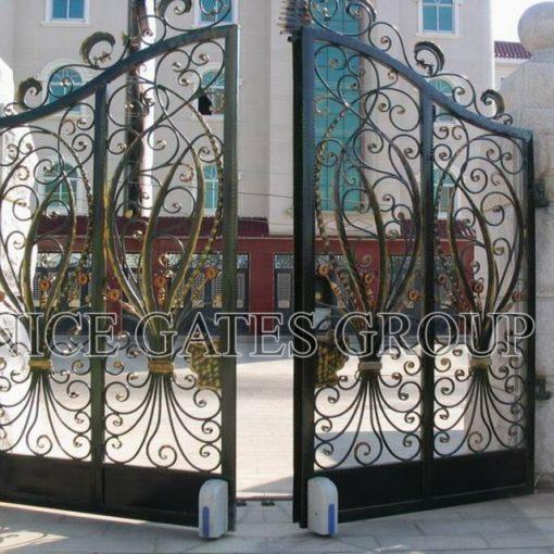 Lựa chọn mẫu cổng biệt thự đẹp nhất 2019