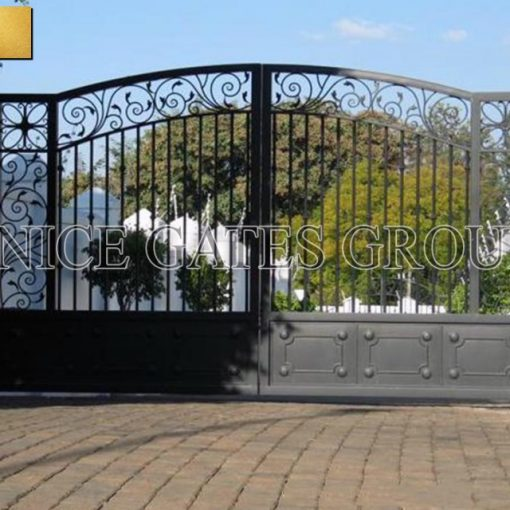 Thiết kế cửa cổng đẹp