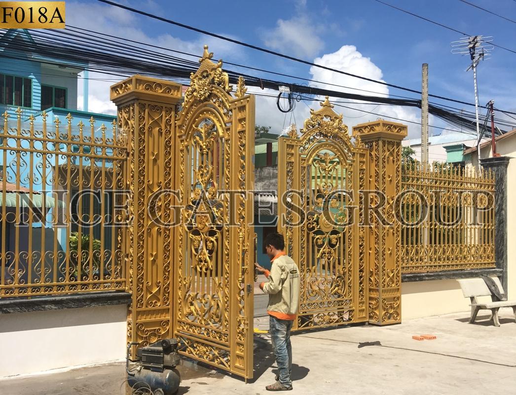 Để tạo ra một mẫu hàng rào sắt uốn mỹ nghệ đẹp cần lưu ý những gì ?