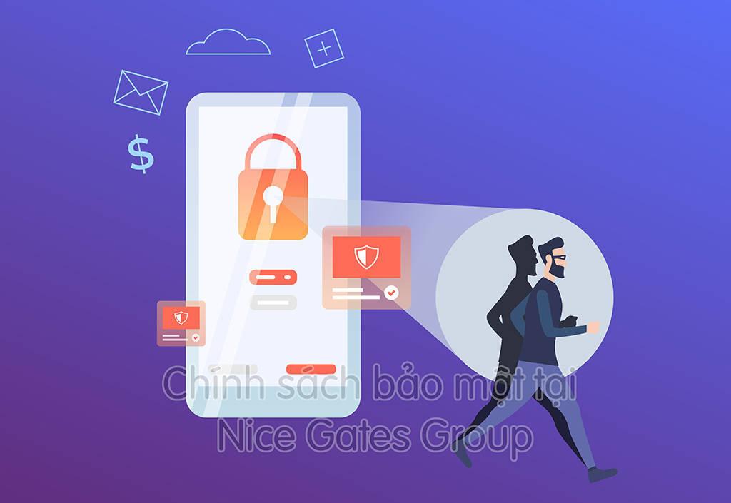 Chinh sach bao mat tai Nice Gates Group